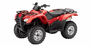 2013 Honda FourTrax Rancher AT With Power Steering