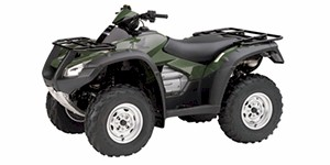 2013 Honda FourTrax Rincon Base