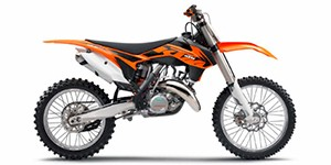 2013 KTM SX 125