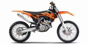 2013 KTM SX 250 F