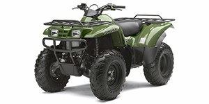 2013 Kawasaki Prairie 360 4x4