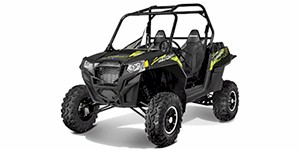2013 Polaris RZR XP 900 EPS Stealth Black / Evasive Green LE