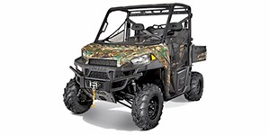 2013 Polaris RZR 800 Polaris Pursuit Camo