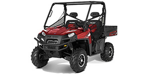 2013 Polaris Ranger 800 Sunset Red LE