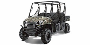 2013 Polaris Ranger Crew 500 Polaris Pursuit Camo LE