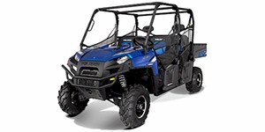 2013 Polaris Ranger Crew 800 EPS Blue Fire LE