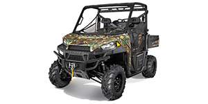 2013 Polaris Ranger XP 900 EPS Browning LE