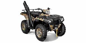 2013 Polaris Sportsman 550 Browning Polaris Pursuit Camo LE
