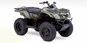 2013 Suzuki KingQuad 400 ASi