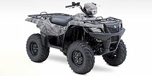 2014 Suzuki KingQuad 750 AXi Power Steering Camo
