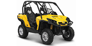 2014 Can-Am Commander 800R XT