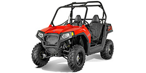 2014 Polaris RZR 570 Indy Red