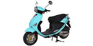 2017 Genuine Scooter Co. Buddy 125