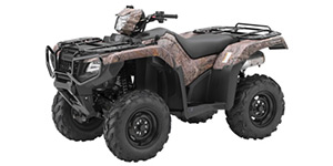 2016 Honda FourTrax Foreman Rubicon 4x4 Automatic DCT EPS