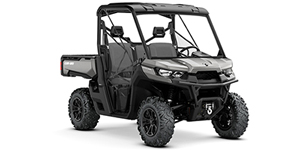 2018 Can-Am Defender HD8 XT