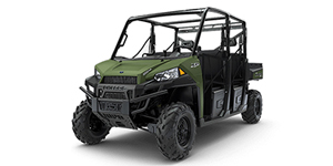2018 Polaris Ranger Crew XP 900 Base