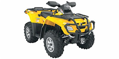 yamaha grizzly 700 fi 4x4 auto ducks unlimited edition atv 2007. Black Bedroom Furniture Sets. Home Design Ideas